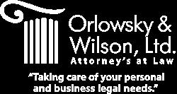 Orlowsky & Wilson, Ltd.
